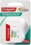 Colgate Total Mint Waxed Dental Floss 100m - $3.99 (Save $4.80) @ Coles