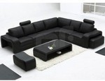 Majestic 6 Seater Corner Sofa with Adjustable Head Rest and Foot Stool.30% OFF: NOW $1699