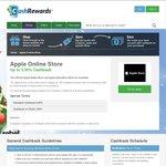 Apple Online 3.5% Cashback on iPads Via Cash Rewards