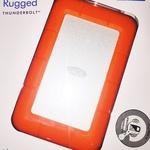 Lacie Rugged 1TB Thunderbolt Drive $199 @ JB Hi-Fi