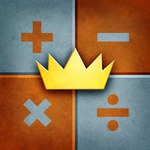 King of Math (Full Game) for iOS for Free (Was $2.49)