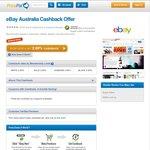 eBay Australia 1.25% Cashback @ PricePal