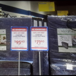 3 Fold Mattresses Single $71 and Double Size $95 (40% off) @ Clark Rubber