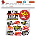 Black Friday 3 Day Sale: N54L Microserver $199, Laptop From $199, 240GB SSD $89 @ Shopping Express
