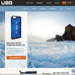 UAG (Urban Armor Gear) 25% off Phone Cases, 15% off Tablet & Computer Cases