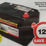 Autobarn N70ZZX 4WD Battery $129 Boxing Day, Save $66