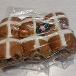 Free Sultana Hot Cross Buns @ Woolworths [QV, VIC]