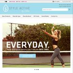 15% off Store Wide @ Style Active by Chloe
