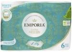 Emporia Tissue 6-Pack 1/2 Price ($2.50) @ Coles