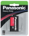 Panasonic Heavy Duty Batteries Clearance $0.69 (Were $2.49) @ Masters