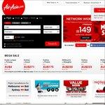 Kuala Lumpur Return ex Perth $149 @ Air Asia