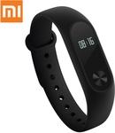 Xiaomi Mi Band 2 Activity Tracker USD$29.99 (~AUD $39.50) from Geekbuying