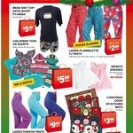 Ladies PJ Pants $2.99, Mens Top/Satin Short PJ's $5.99, Kids Tops or Shorts $5.99, Kids Shoes $5.99 (RRP ^ $30) + More @ Dimmeys