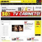 20% off Sony TVs @ JB Hi-Fi Online