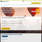 Expedia - Save 12% on Hotels When Using MasterCard