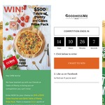 Win a $300 Coles Voucher & $200 Table of Plenty Prize Pack from GoodnessMe Box