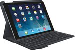 Logitech Type+ Protective Case Black for iPad Air 2 - $60 (was $129) @ Myer