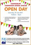 Free Pet Microchipping - Hawkesbury NSW Residents Sat 29th July