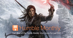 Rise of The Tomb Raider + Mystery Games for US $12 (~AU$15.12) @ Humble Bundle