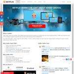 Getflix 70% off (Lifetime Discount) 24 Month Subscription US $35.64 (AUD $45.19)