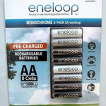 Panasonic Eneloop 8 Pack 2000mAh $24.95 Costco Docklands VIC (Membership Required)