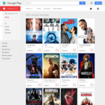 99¢ Movie Rentals on Google Play Movies