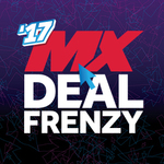 MX DEAL FRENZY 2017 10 to 80% off Parts and Accessories