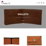25% off All Wallets from Wallets Collection