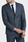 BLAQ SLIM Suit Jacket $30 (Was $135) + Delivery or Free C&C (Ltd. Sizes) @ Myer