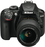 Nikon D3400 Single Lens Kit (18-55mm) $337 Pick up from The Good Guys