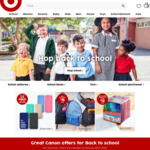 $20 off $99 Spend (Men's, Women's and Kids Apparel Only) @ Target