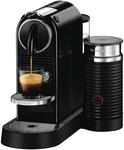 Nespresso Citiz & Milk Machine $218 (Plus $40 Coffee Credit, $40 Cashback & $20 TGG Store Credit if C+C) at The Good Guys Online