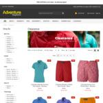 Adventure Megastore - Free Shipping No Minimum Spend. Outdoor Clothing
