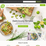 HelloFresh 50% off Coupon for Existing Subscribers