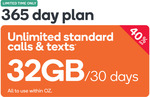 [Existing Customers] Up to 40% off Unlimited Prepaid 90/365 Day SIM Plans @ Kogan Mobile