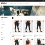 Take 20% off Sitewide @ 2XU Compression Wear