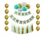 Birthday Party Decorations Set $24.99 + FREE Shipping @ B&D Party (Amazon AU)