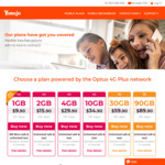 Yomojo Mobile Plans - Save up to 15%  with our Family Bundles