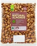Almonds 750g $9.90 @ Woolworths