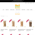 20% to 50% off: Mixed Cashews & Macadamias $13.45/kg, Mixed Nuts with Macadamias $13.70/kg, Mixed Nuts $12/kg @ Nut Grocer