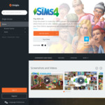 [PC] The Sims 4, Standard Edition (½ Price) $24.99 AU, Digital Deluxe Edition $29.99 on Origin