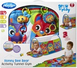 Playgro Honey Bee Bear Activity Tunnel Gym $29 (Save $30) @ Big W