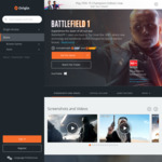 [PC] Battlefield 1 $6.24 (Was $49.99) + Premium Pass FREE (Expired) @ Origin