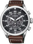 Citizen Eco-Drive Chronograph CA4210-16E with Leather Strap $179.55 Delivered @ StarBuy eBay
