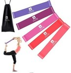 45% Discount on 5 Pack Cilycily Resistance Bands Fitness Loop Bands Set $6.60 USD (~ $9.30 AUD) Free Shipping @ DD4