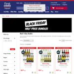 Black Friday Bundle Sale Now on @ First Choice Liquor Online