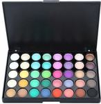 40 Color Long-Lasting Water Proof Eye Shadow AU $5.46 Delivered @ Dresslily