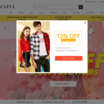 12% off Sitewide (Excluding Clearance Items) with FREE Delivery @ Zaful
