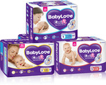 Free Sample of Babylove Nappies