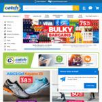 $15 off, No Minimum Spend @ Catch.com.au
